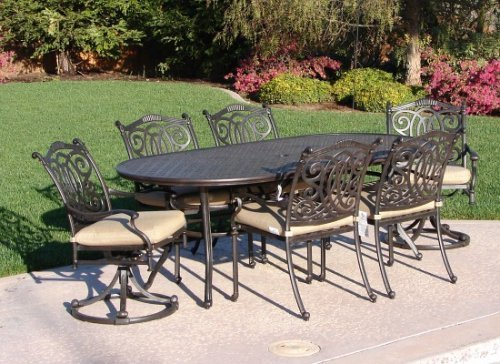 Outdoor Dining Patio Furniture design your own outdoor dining area | garden design for living