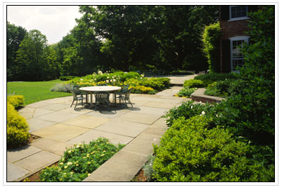 PATIOS: Great Garden Spot