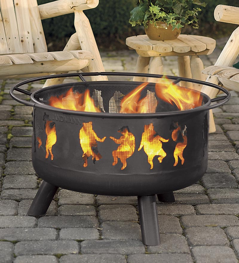 FIRE PITS And OUTDOOR FIREPLACES: