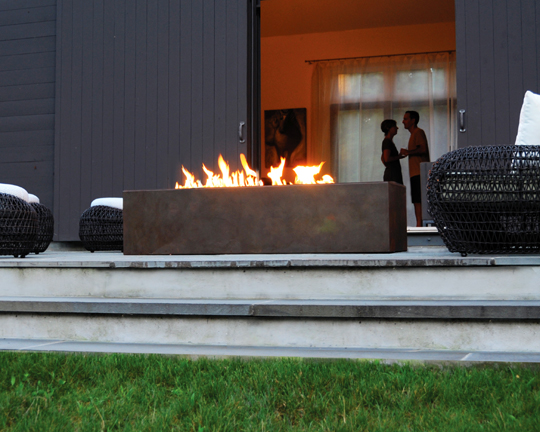 Design Guide For Outdoor Firplaces And Firepits Garden Design For Living
